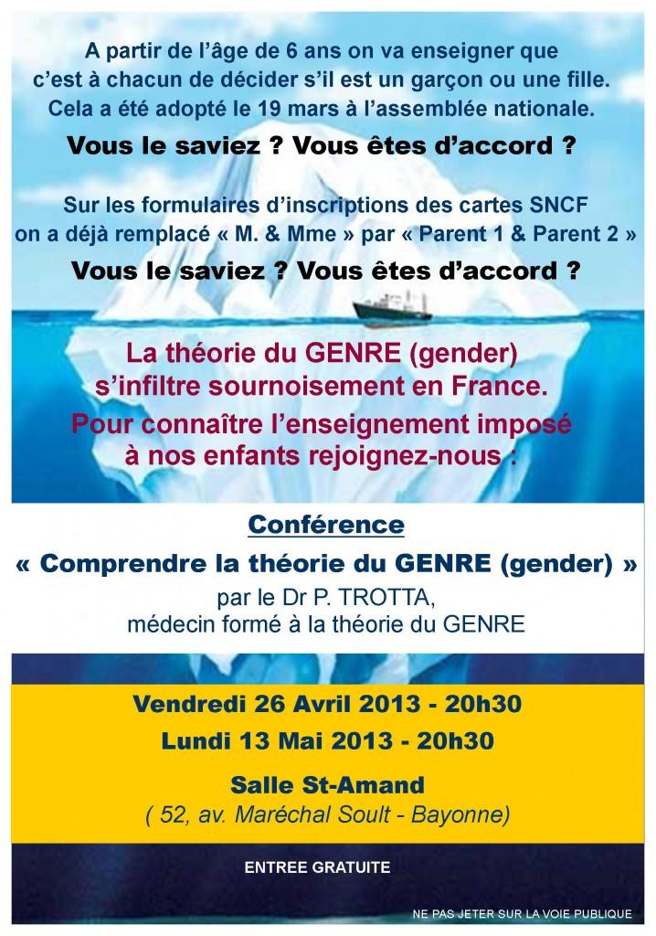Conférences publiques sur le gender dans Actions conference-comprendre-la-theorie-du-genre-vendredi-26-avril-20h30-salle-saint-amand