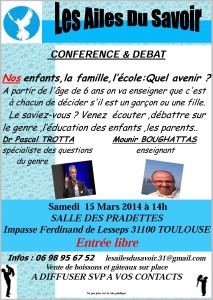 Conférence sur le genre