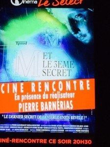 Première du film M au cinéma le sélect a saint jean de luz